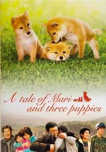 A Tale of Mari and Three Puppies - Poster / Capa / Cartaz - Oficial 1