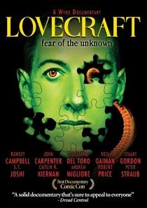 Lovecraft: Medo do Desconhecido - Poster / Capa / Cartaz - Oficial 1