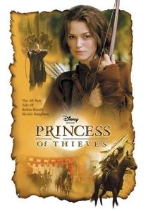 A Princesa dos Ladrões - Poster / Capa / Cartaz - Oficial 3