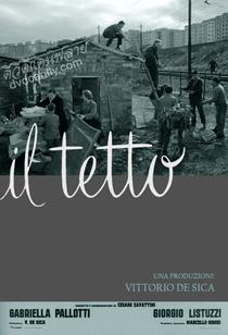 O Teto - Poster / Capa / Cartaz - Oficial 2