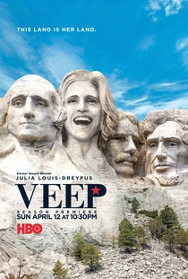 Veep (4ª Temporada) - Poster / Capa / Cartaz - Oficial 1