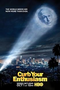 Curb Your Enthusiasm (9ª Temporada) - Poster / Capa / Cartaz - Oficial 1