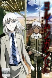 Jormungand (2ª Temporada) - Poster / Capa / Cartaz - Oficial 12