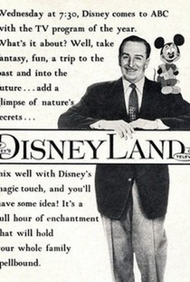 Abertura Disneylândia (30ª Temporada)   - Poster / Capa / Cartaz - Oficial 1