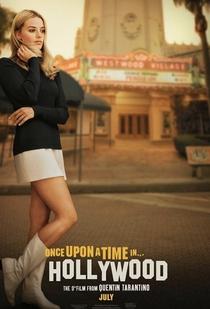 Era Uma Vez em... Hollywood - Poster / Capa / Cartaz - Oficial 4