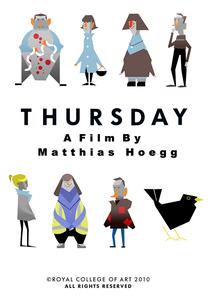Thursday - Poster / Capa / Cartaz - Oficial 1