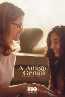 My Brilliant Friend (2ª Temporada) - Poster / Capa / Cartaz - Oficial 3