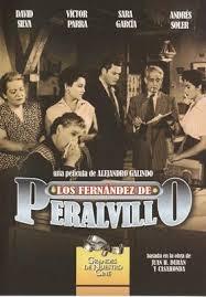 Los Fernández de Peralvillo - Poster / Capa / Cartaz - Oficial 1