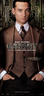 O Grande Gatsby - Poster / Capa / Cartaz - Oficial 25