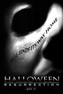 Halloween - Ressurreição - Poster / Capa / Cartaz - Oficial 2