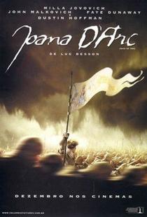 Joana D'arc - Poster / Capa / Cartaz - Oficial 8