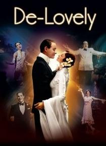 De-Lovely - Vida e Amores de Cole Porter - Poster / Capa / Cartaz - Oficial 1