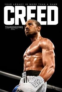 Creed: Nascido para Lutar - Poster / Capa / Cartaz - Oficial 8