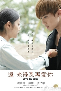 Love In Time - Poster / Capa / Cartaz - Oficial 2