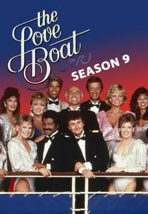 O Barco do Amor (9ª Temporada) - Poster / Capa / Cartaz - Oficial 1