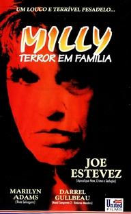 Milly - Terror em Família - Poster / Capa / Cartaz - Oficial 1