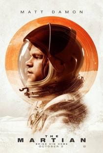 Perdido em Marte - Poster / Capa / Cartaz - Oficial 1