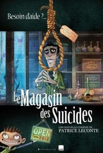 A Pequena Loja de Suicídios - Poster / Capa / Cartaz - Oficial 2