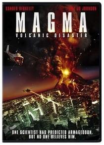 Magma - A Fúria do Vulcão - Poster / Capa / Cartaz - Oficial 1