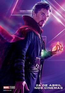 Vingadores: Guerra Infinita - Poster / Capa / Cartaz - Oficial 26