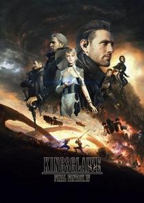 Kingsglaive: Final Fantasy XV - Poster / Capa / Cartaz - Oficial 1