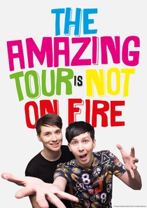 The Amazing Tour Is Not On Fire - Poster / Capa / Cartaz - Oficial 2