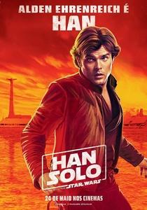 Han Solo: Uma História Star Wars - Poster / Capa / Cartaz - Oficial 19