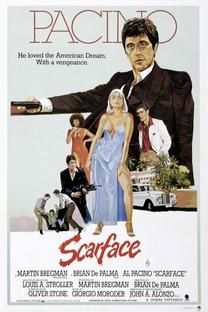 Scarface - Poster / Capa / Cartaz - Oficial 2