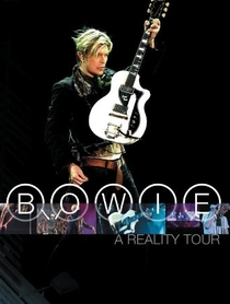 David Bowie: A Reality Tour - Poster / Capa / Cartaz - Oficial 1