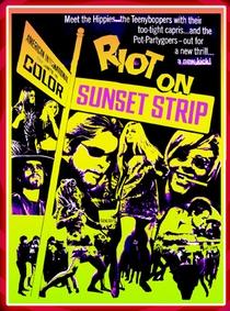 Os Transviados de Sunset Strip - Poster / Capa / Cartaz - Oficial 1