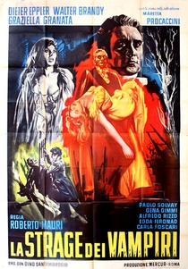 Slaughter of the Vampires - Poster / Capa / Cartaz - Oficial 2