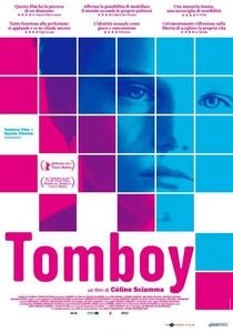 Tomboy - Poster / Capa / Cartaz - Oficial 4