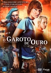 O Garoto de Ouro - Poster / Capa / Cartaz - Oficial 3