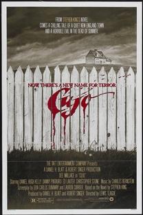 Cujo - Poster / Capa / Cartaz - Oficial 1