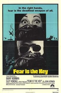 O Medo é a Chave - Poster / Capa / Cartaz - Oficial 1