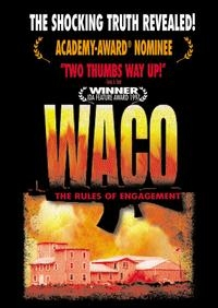 Waco: The Rules of Engagement  - Poster / Capa / Cartaz - Oficial 1