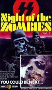 Night of the Zombies - Poster / Capa / Cartaz - Oficial 2