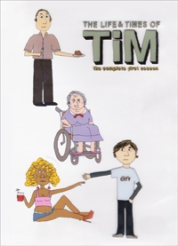 The Life & Times of Tim (1ª Temporada) - Poster / Capa / Cartaz - Oficial 3