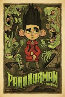 ParaNorman - Poster / Capa / Cartaz - Oficial 5