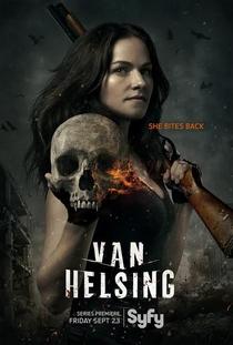 Van Helsing (1ª Temporada) - Poster / Capa / Cartaz - Oficial 1