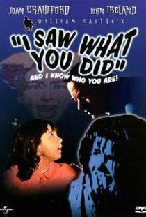 Eu Vi Que Foi Você - Poster / Capa / Cartaz - Oficial 4