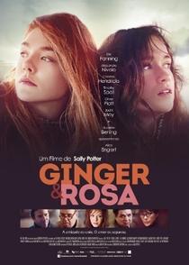 Ginger & Rosa - Poster / Capa / Cartaz - Oficial 1