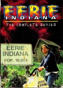 Eerie, Indiana - Poster / Capa / Cartaz - Oficial 1