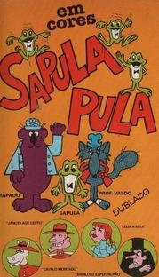Sapula Pula - Poster / Capa / Cartaz - Oficial 1