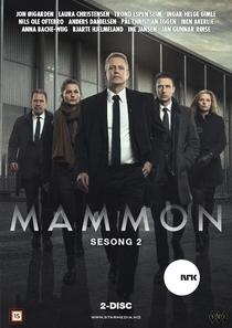 Mammon (2ª Temporada) - Poster / Capa / Cartaz - Oficial 1
