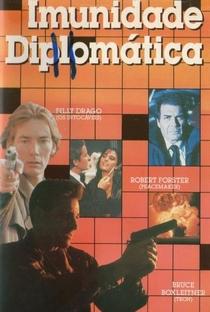 Imunidade Diplomática - Poster / Capa / Cartaz - Oficial 2