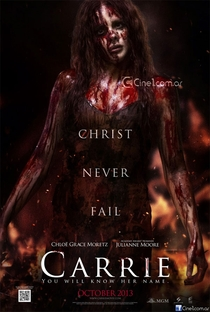 Carrie - A Estranha - Poster / Capa / Cartaz - Oficial 5