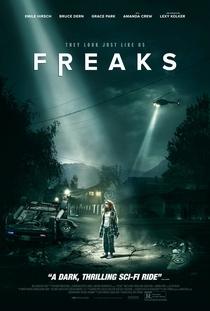 Freaks - Poster / Capa / Cartaz - Oficial 4