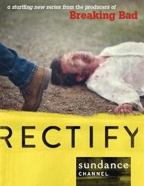 Rectify (1ª Temporada) - Poster / Capa / Cartaz - Oficial 5