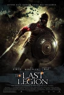 A Última Legião - Poster / Capa / Cartaz - Oficial 3